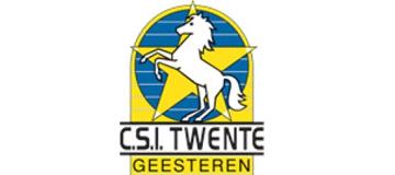 C.S.I. twente geesteren logo