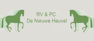 rv & pc de nieuwe heuvel logo