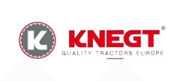 Knegt quality tractors europe logo
