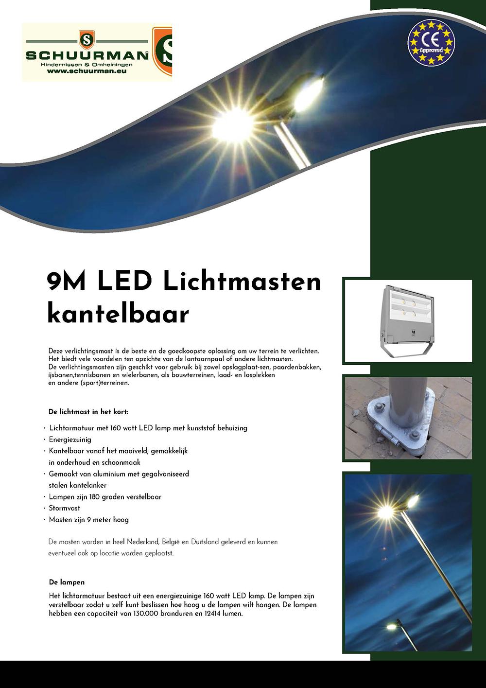 Brochure-kantelbare-verlichtingsmast-LED-9meter