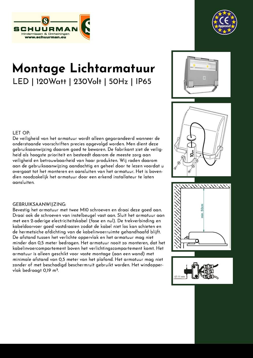 brochure-montage-lichtarmatuur-LED
